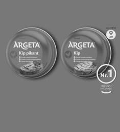Argeta Kip of Kip pikant: van €1,25* voor €0,-