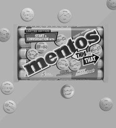 Mentos This or That Bubblefresh: van €1,89 voor €1,-