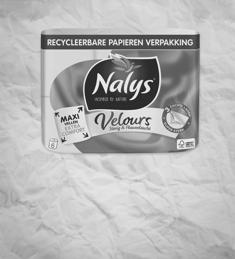 Nalys Velours: van €3,65* voor €1,83