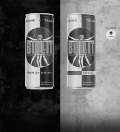 Bullit Energy Drink of Sugar Free: 50% cashback