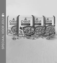 Quaker Cruesli®: van €2,99* voor €1,-