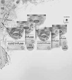 Lipton Cold Infuse: van €2,19 - €3,99* voor €0,-