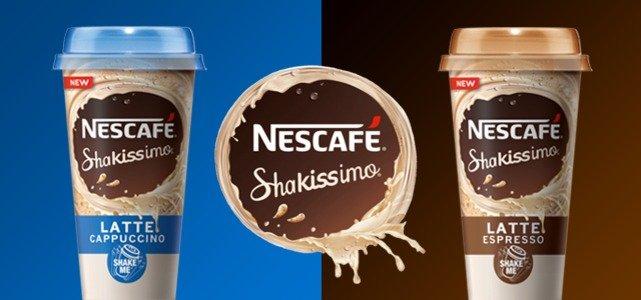 100% geld terug: Nescafé Shakissimo