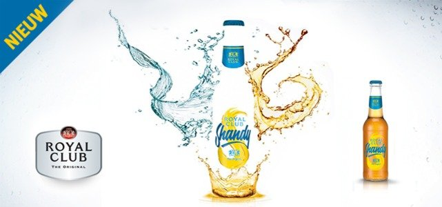 100% geld terug: Royal Club Shandy (fles 275 ml)