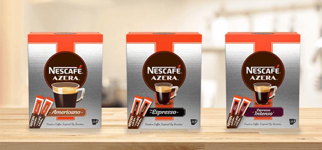 NESCAFÉ AZERA Sticks: van €2,65* voor €1