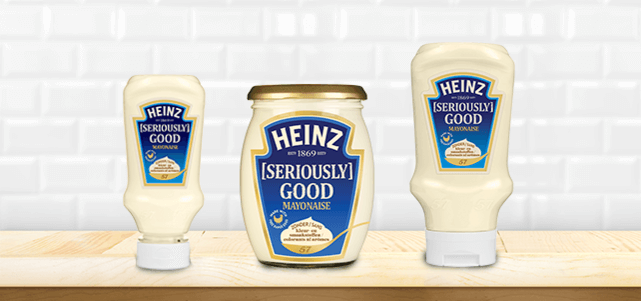 Heinz [Seriously] Good Mayonaise: van €2,29* voor €1