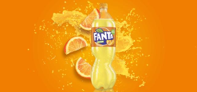 Fanta orange 1,5 l: van €1,79* voor €0