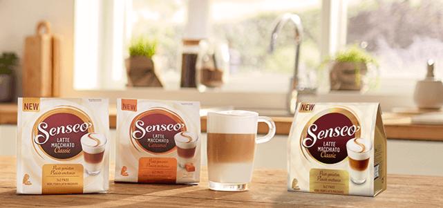 SENSEO® Latte Macchiato: van €2,49* voor €1