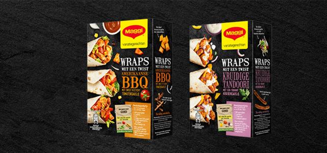 MAGGI Wraps & Taco's: van €2,49* voor €1