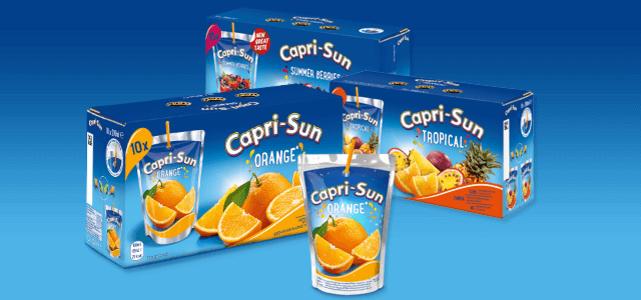 Capri-Sun Stevia (10-pack): van €3,49* voor €1,50