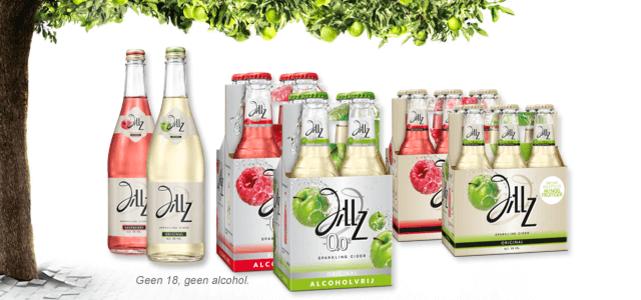 Alle Jillz, bijv Jillz Original 0.0%: van €3,15* voor €1,58