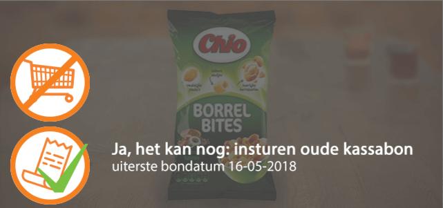 Chio Borrel Bites Mediterranean Spices: van €1,69* voor €0,-