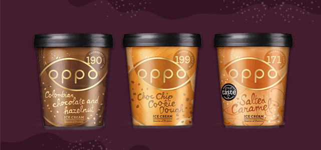 Oppo Ice Cream: van €4,99* voor €2,-