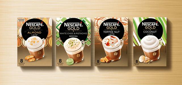 NESCAFÉ GOLD Limited Editions: van €2,79* voor €1,-
