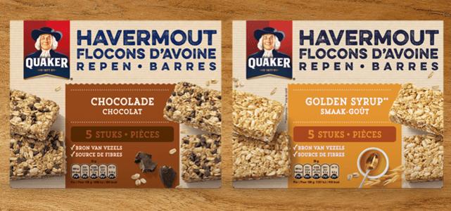 Quaker Havermoutrepen: van €1,99* voor €1,-