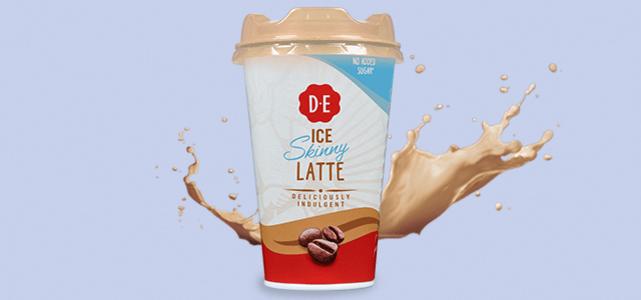 Douwe Egberts Ice Skinny Latte: van €1,29* voor €0,50