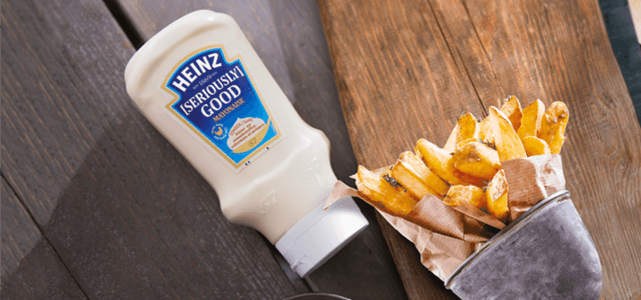 Heinz [Seriously] Good Mayonaise 220ml: van €1,49* voor €0,-