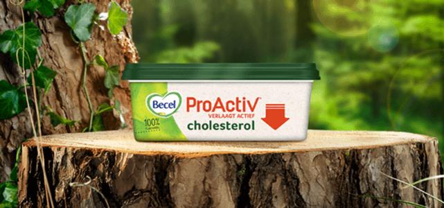 Becel ProActiv: van €3,15 - €3,79* voor €1,-