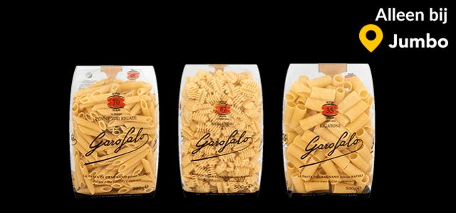 Garofalo pasta: van €1,79* voor €0,50