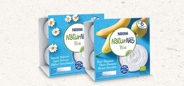 NaturNes® Bio zuivel: van €3,09* voor €1,-.