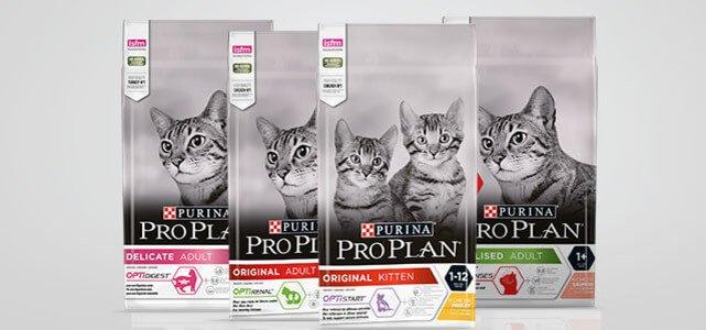 Purina PRO PLAN Kat 1,5 kg: van €14,99* voor €7,50