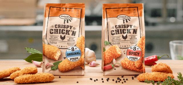 Mora Crispy Chick'n: van €2,99* voor €1,50