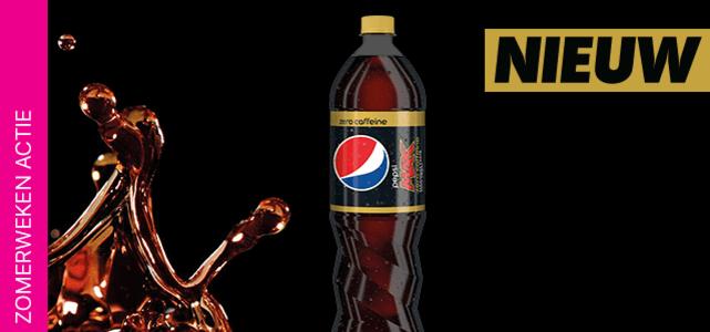 Pepsi MAX cafeïnevrij 1,5 l: van €1,90* voor €0,-