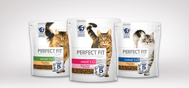 PERFECT FIT™ Kat Droogvoer 750 gr: van €4,49* voor €2,-
