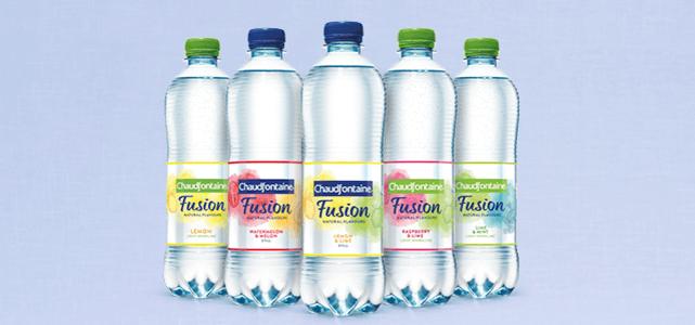 Chaudfontaine Fusion 500 ml: van €0,69 - €0,85* voor €0,-