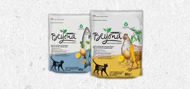 Purina Beyond® Kattenvoeding: van €4,99* voor €1,-