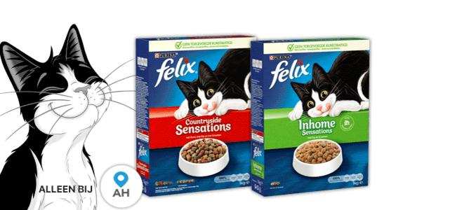Felix® Sensations: van €2,99* voor €1,-