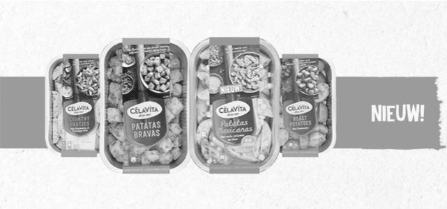 CêlaVita Patatas Mexicanas of Bravas: van € 2,99* voor € 1,-