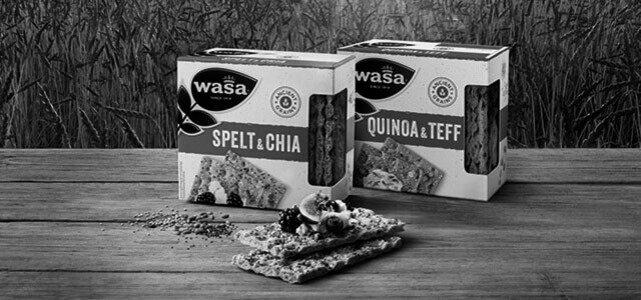 Wasa Ancient Grains: van €2,29* voor €1,-.