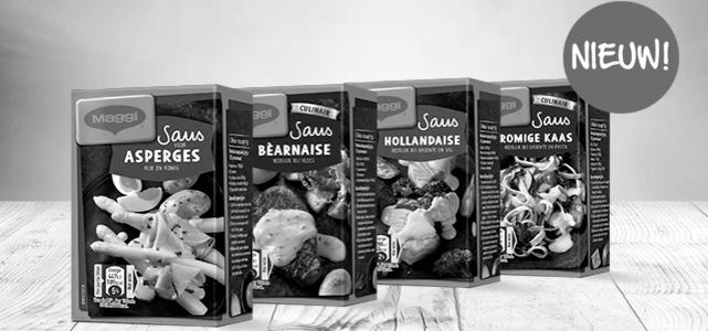 MAGGI kant-en-klare sauzen: van €1,53 voor €0,-