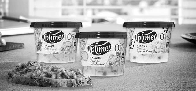 Optimel Salade: van €1,89* voor €0,-