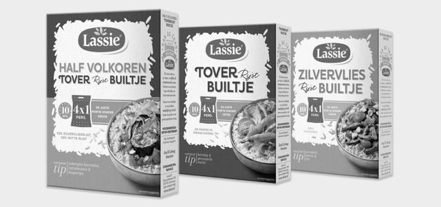 Lassie Builtjes: van €* voor €0,75