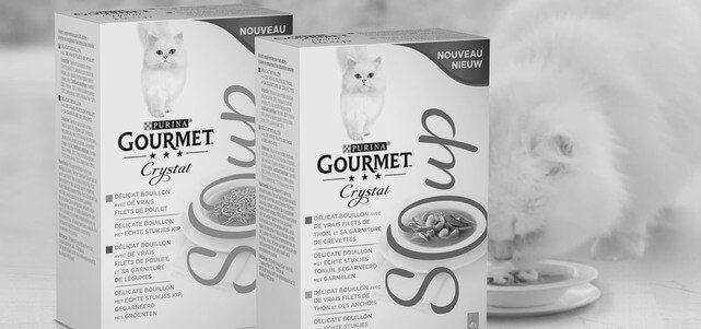 Gourmet Crystal Soup: van €2,99* voor €1,-