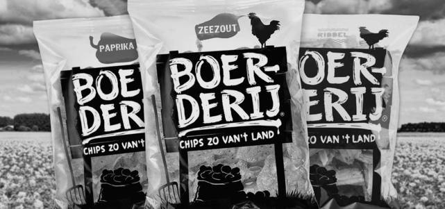Boerderij Chips: 1 + 1 gratis