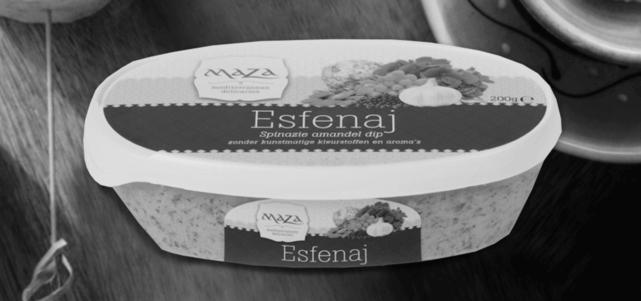Maza Esfenaj: van €2,09* voor €1,05