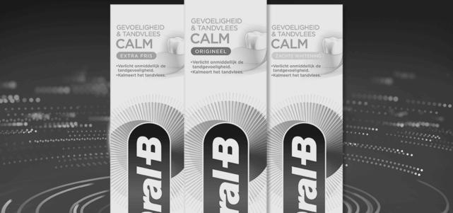 Oral-B Gevoeligheid & Tandvlees Calm: van €6,49* voor €1,-