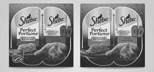 Sheba Perfect Portions Adult in saus: van €1,89* voor €0,-